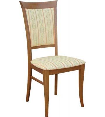 Деревянный мягкий стул Капри