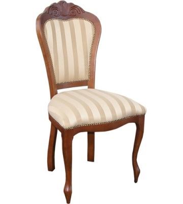 Мягкий стул Мадрид из дерева