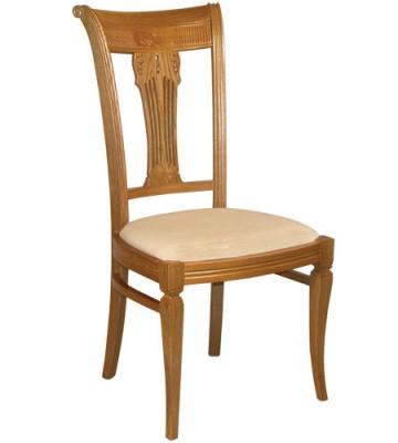 Полумягкий стул Сенатор 2 из дерева