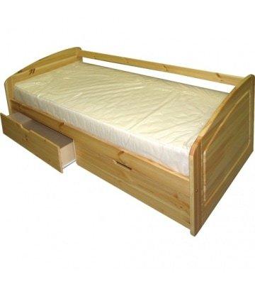 Детский диван-кровать К-1ня с ящиками