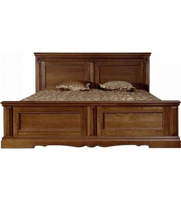 Двухспальная кровать Милана П294.05 с высоким изголовьем
