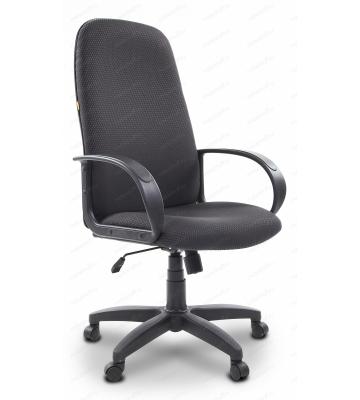 Кресло компьютерное Chairman 279 Jp серый/черный