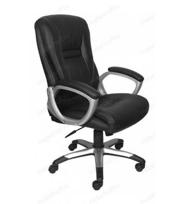 Кресло компьютерное Бюрократ CH-875S/Black черный