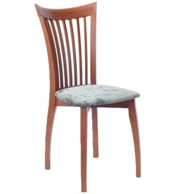 Элегантный стул Адам с мягким сиденьем