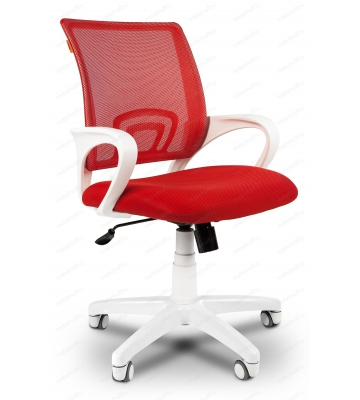 Кресло компьютерное Chairman 696 WT