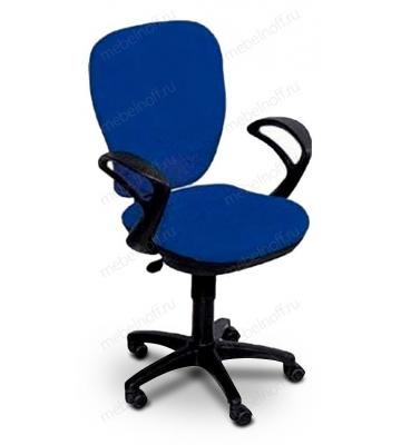 Кресло компьютерное Бюрократ CH-513AXN темно-синее