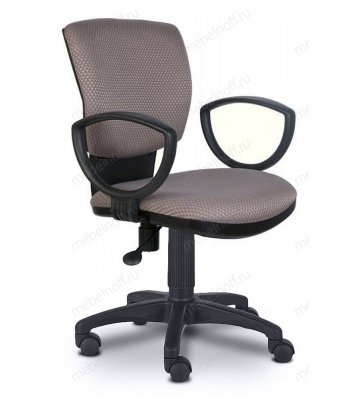 Кресло компьютерное Бюрократ CH-626AXSN серое