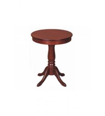 Круглый деревянный стол Янтарь К600