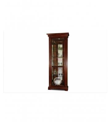 Шкаф с витриной  Престиж ГМ 5915 (угловой)