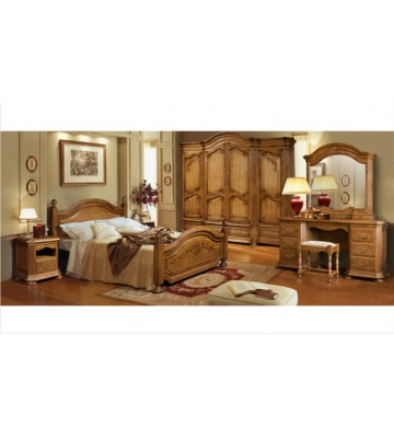 Спальня Босфор Люкс 1 Орех