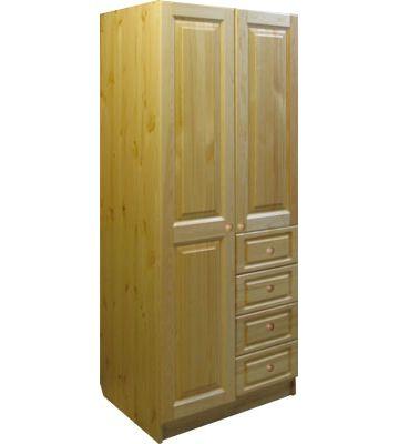 Интересный шкаф Шк-002я с 4 ящиками