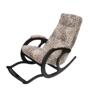 Кресло-качалка КР-12-1  (с регулируемой подножкой)