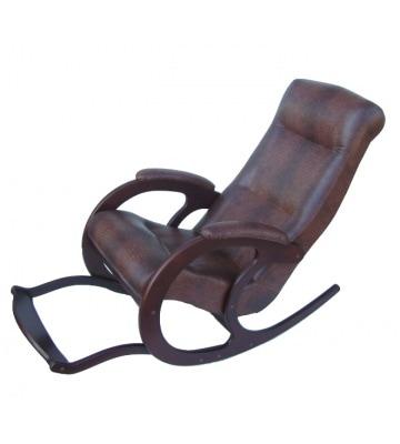 Кресло Качалка  КР-13-1 (с регулируемой подножкой)