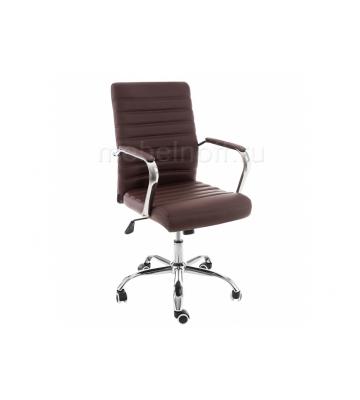 Стул Компьютерное кресло Tongo коричневое