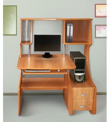 Функциональный компьютерный стол СК-45 с ящиками