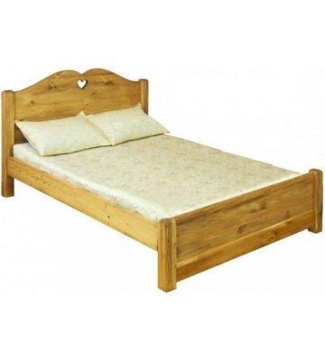 Кровать с низким изножьем LIT COEUR 160 PB