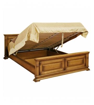 Двухспальная кровать Верди 16 со спальным местом 160х200