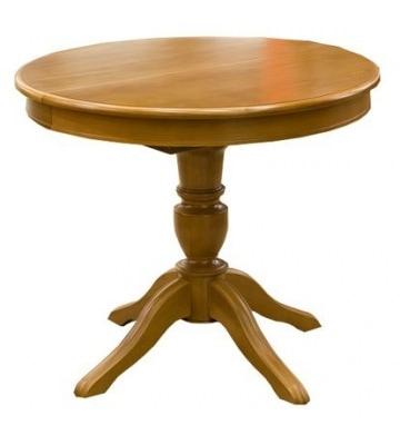 Круглый стол Одиссей на деревянной ножке