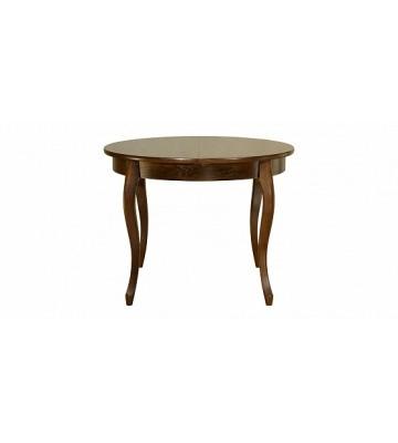 Стол деревянный круглый Марсель-К