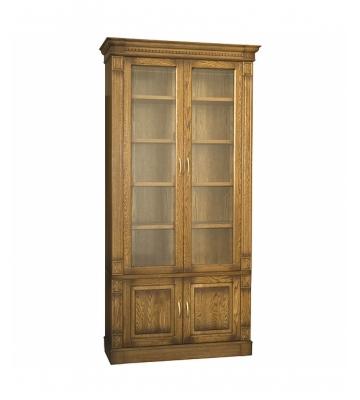Двухдверный шкаф для книг Верди 3
