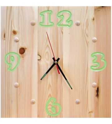 Необычные часы Арабика