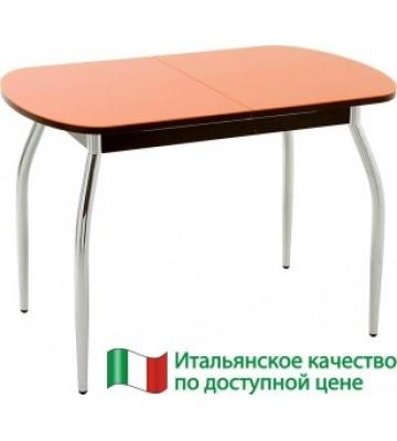 Стол Портофино стеклянный (Рис.0)