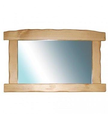 Прямоугольное зеркало 3к-3s-км из сосны