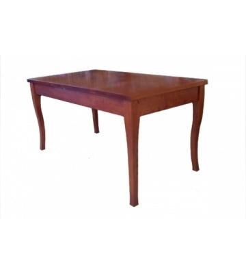 Раздвижной стол Комфорт М из дерева