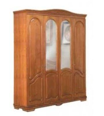 Шкаф четырехдверный Суламифь
