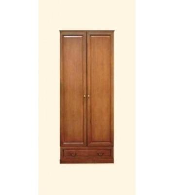 Шкаф двухдверный Лилия(модуль)
