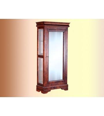 Неглубокий шкаф с витриной ОВ 28.01