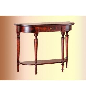 Консольный деревянный стол ОВ 12 01
