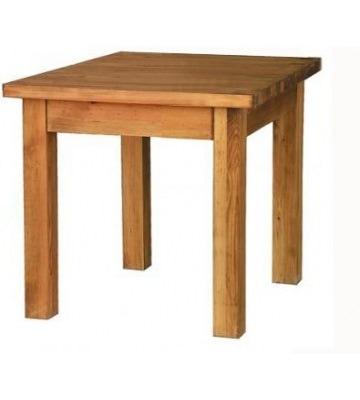 Квадратный обеденный стол 80х80 с ножками 80