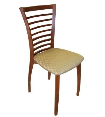 Удобный стул Ева с жесткой спинкой
